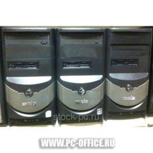 """Бюджетный офисный системный блок """"ирбис"""" (xeon 5440 2.9Ггц 4Gb 80Gb windows 7)"""
