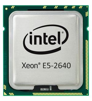 Процессор Xeon E5-2640