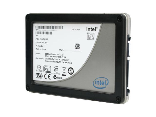 SSD 80 Gb