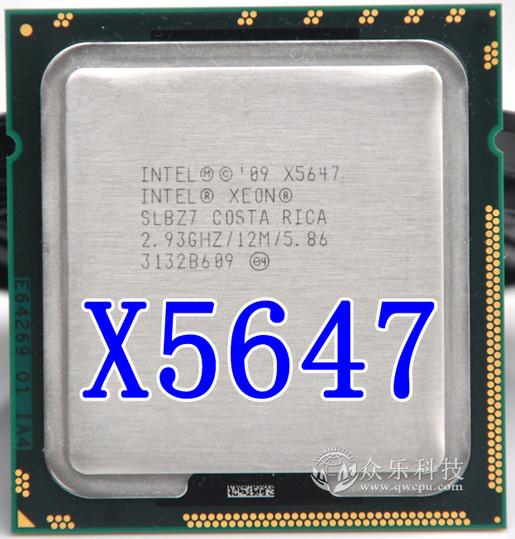Процессор Xeon x5647